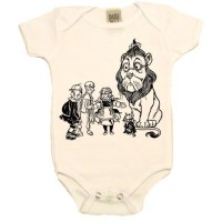 Vintage Wizard of Oz Onesie
