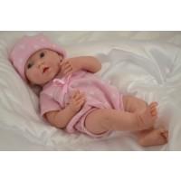La Newborn Real Girl Baby Doll