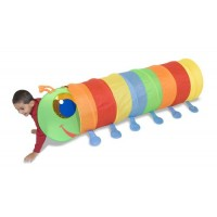 Caterpillar Crawl Tunnel