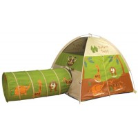 Safari Tent and Tunnel