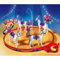 Circus Horse Act
