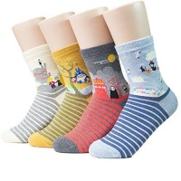 Studio Ghibli Socks (4-Pack)