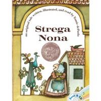 Strega Nona Book and CD