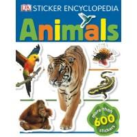 Animal Sticker Encyclopedia