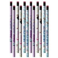 Frozen Wood Pencils (12 pack)