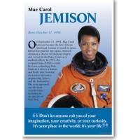 Mae Jemison Classroom Poster