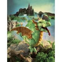 Wyvern Dragon Puppet