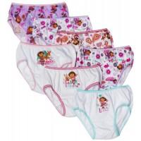 Dora the Explorer Fall Friends Underwear 7-Pack