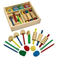 Dough Art Set & Tools