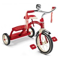 Classic Red Tricycle