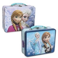 Frozen Tin Lunch Box