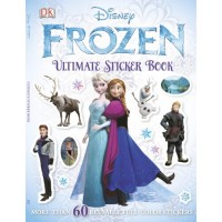 Ultimate Sticker Book: Frozen