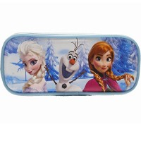 Anna, Elsa, and Olaf Pencil Case