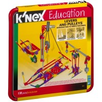 K'Nex Intro To Simple Machines: Levers and Pulleys
