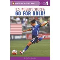 US Women's Soccer: Go For Gold!
