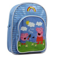 Peppa and George Backpack