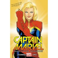 Captain Marvel: Higher, Further, Faster, More