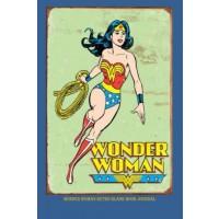 Wonder Woman Retro Journal
