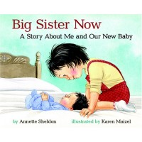 Big Sister Now: A Story about Me and Our New Baby