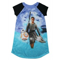 Rey and BB-8 Nightgown