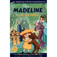 Madeline Lost In Paris Movie Poster