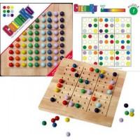 Colorku Wooden Game Set