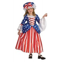 Deluxe Betsy Ross Costume