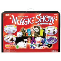 Spectacular Magic Show (With DVD)
