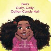 Emi's Curly, Coily, Cotton Candy Hair