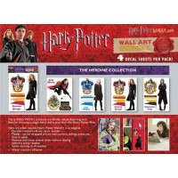 Harry Potter Heroine Collection Wall Decals