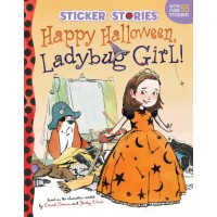 Happy Halloween, Ladybug Girl Sticker Book