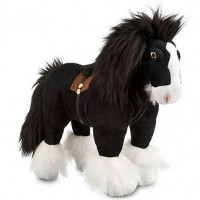 Merida's Horse Angus
