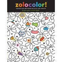 Zolocolor!: Doodling Between Black and White