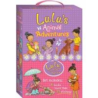 Lulu's Animal Adventures Boxed Set