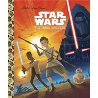 The Force Awakens Little Golden Book