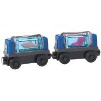 Light-Up Aquarium Cars