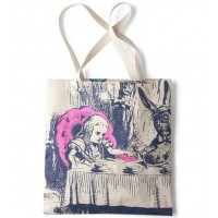 Out of Print Literary Tote Bags