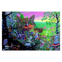 Tom Masse Wonderland Art Print