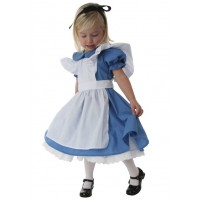 Deluxe Infant / Toddler Alice Costume