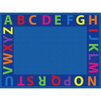 Alphabet Educational Rug
