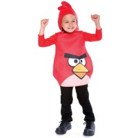 Red Angry Bird Toddler/Preschooler Costume