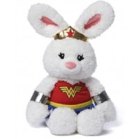 Anya Wonder Woman Plush