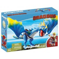 Playmobil Astrid and Stormfly