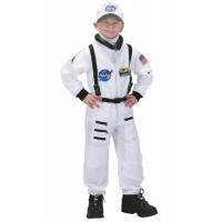 NASA Jr. Astronaut Suit Child Costume