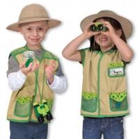 Melissa and Doug Backyard Explorer Costume Set