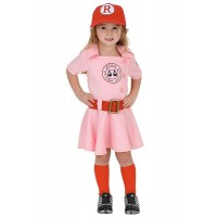 Dottie (A League of Their Own) Toddler Costume