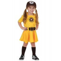 Kit Keller (A League of Their Own) Toddler Costume