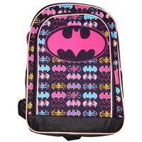 Batgirl Logo Backpack
