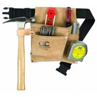 3-Pocket Tool Belt