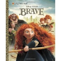 Brave Big Golden Book